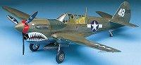Военен самолет - P-40M/N Warhawk - Сглобяем авиомодел -