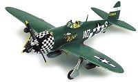 Изтребител - P-47D Thunderbolt Eileen - Сглобяем авиомодел -