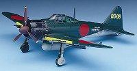 Военен самолет - Zero Fighter Type 52C - Сглобяем авиомодел -