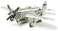 Изтребител -  P-47D Thunderbolt Bubbletop - макет