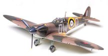 Военен самолет - Supermarine Spitfire Mk.I - Сглобяем авиомодел - макет