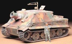 Щурмтигър - German Assault Mortar Sturmtiger - Сглобяем модел - макет