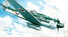 Военен самолет - Focke Wulf 190 D-9 - макет