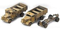 Военен камион - Сглобяем модел -
