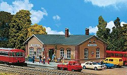 ЖП спирка - Sonnefeld wayside station -