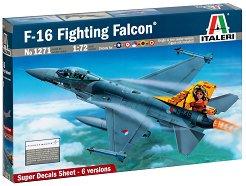 Военен самолет - F-16 Fighting Falcon -