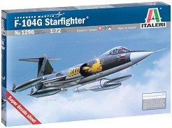 Военен самолет - F-104G Starfighter - Сглобяем авиомодел -