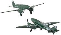 Военен самолет - Comet Racer - Сглобяем авиомодел - макет