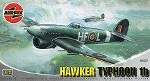 Изтребител - Hawker Typhoon 1b - макет