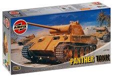 Танк - Panther - Сглобяем модел - макет