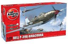 Военен самолет - Bell P-39Q Airacobra - Сглобяем авиомодел - макет