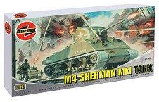 Танк - M4 Sherman MkI - Сглобяем модел - макет