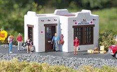 Медицински център - Santa Fe - Сглобяем модел -