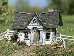 Къщичката на Хензел и Гретел - макет