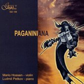 Mario Hossen - Violin, Ludmil Petkov - piano - Paganiniana -