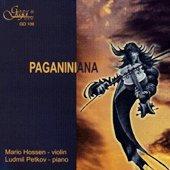 Mario Hossen - Violin, Ludmil Petkov - piano - Paganiniana - албум
