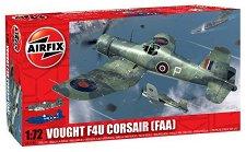 Военен самолет - Vought F4U Corsair (FAA) - Сглобяем авиомодел - макет