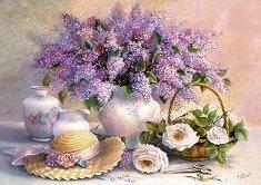 Денят на цветята - Триша Хардуик (Trisha Hardwick) - пъзел