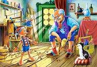 Пинокио - пъзел