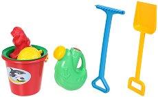 Комплект за игра с пясък - продукт