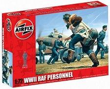Войници от Кралските военновъздушни сили на Великобритания - Комплект фигури -