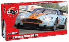 Автомобил Астън Мартин DBR9 - Сглобяем модел - макет