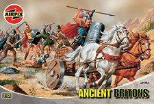 Древните британци - макет