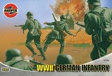 Немски пехотинци от Втората световна война - Комплект фигури -