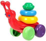 Низанка -  Охлювче - играчка
