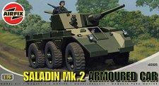 Британски бронетранспортьор - Saladin Mk.2 -