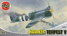 Изтребител - Hawker Tempest V - макет