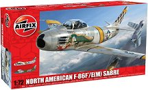 Военен самолет - North American F-86F/E(M) Sabre -