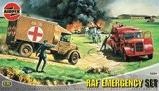 Сервизни камиони на Кралските военновъздушни сили - макет