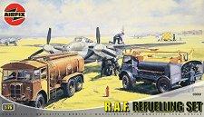Камиони-цистерни на Кралските военновъздушни сили - Сглобяеми модели -