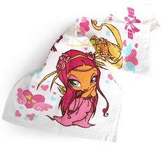 Хавлиена кърпа - Pixie - кукла