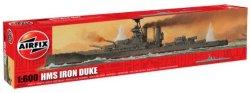 Военен кораб - HMS Iron Duke - макет