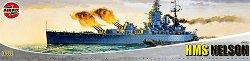 Военен кораб - HMS Nelson - Сглобяем модел -