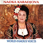 Надка Караджова - World - famous voices - компилация