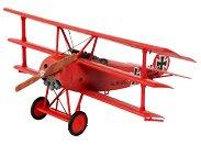 Военен самолет - Fokker DR. 1 - Сглобяем авиомодел -
