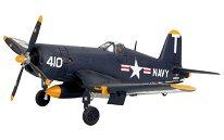 Военен самолет - F4U-5 Corsair - Сглобяем авиомодел - макет