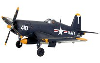 Военен самолет - F4U-5 Corsair - макет