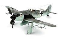Военен самолет - Focke Wulf Fw 190 A-8/R-11 - Сглобяем авиомодел -