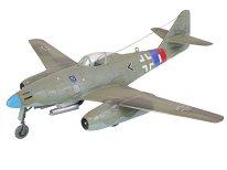 Военен изтребител - Messerschmitt Me 262 A-1a - Сглобяем авиомодел -