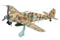 "Военен самолет - Focke Wulf Fw 190F-8 / Bv 246 ""Hagelkorn"" - Сглобяем авиомодел -"