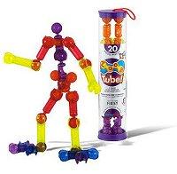 Zoob - Спаркъл 20 - Детски конструктор - играчка