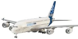 Пътнически самолет - Airbus A 380 First Flight - Сглобяем авиомодел -