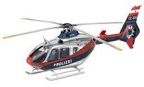 Полицейски хеликоптер - Eurocopter EC135 Österreichische Polizei / Bundespolizei - Сглобяем авиомодел - продукт