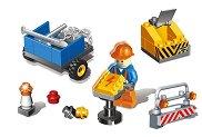 Строителна техника - Детски конструктор - играчка