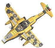 Самолет - Air Jet - Детски конструктор - играчка