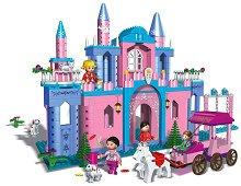 Приказен замък - играчка